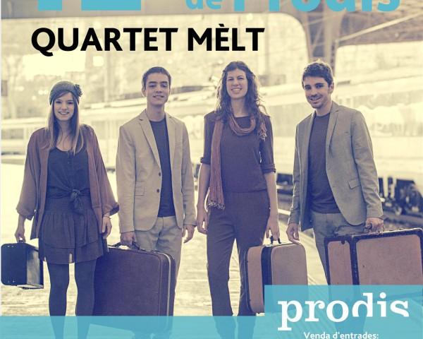 Quartet Mèlt, Concert Prodis