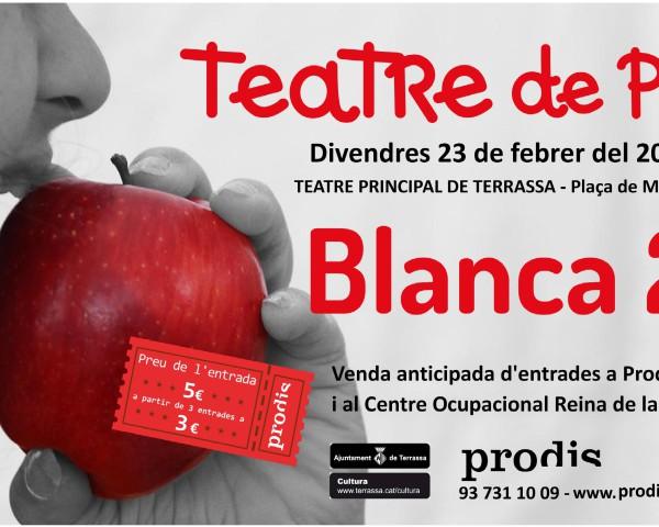Cartell Blanca 2.0